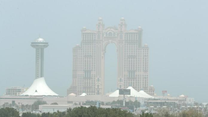 UAE weather: Sandstorms and clouds to continue