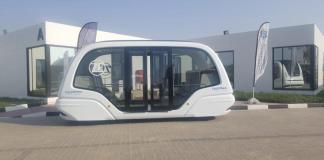 Sharjah's SRTI Park begins pilot project for autonomous vehicle ops