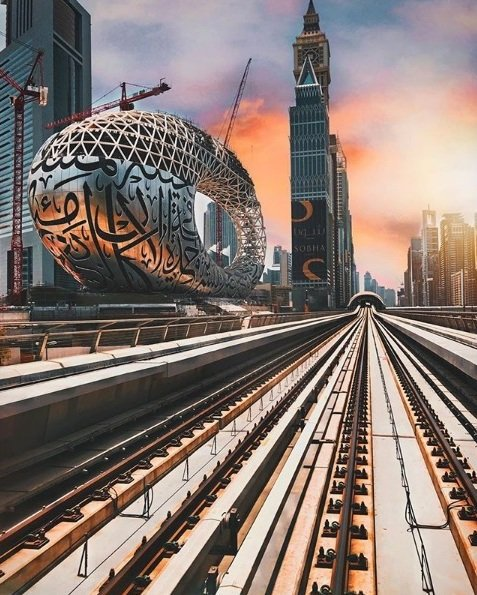 Dubai Metro carries 60k passengers for Dubai Fitness Challenge