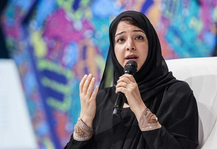 Reem Al Hashimy, UAE Minister of State for International Cooperation and director general, Expo 2020 Dubai