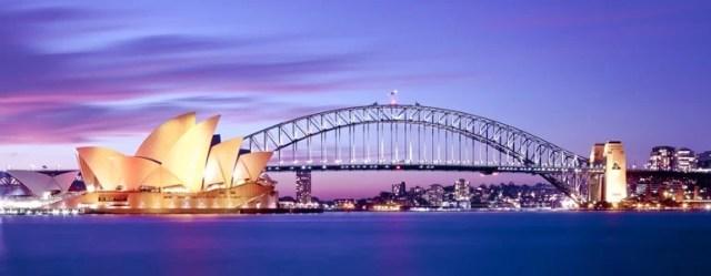 Dubai to Australia