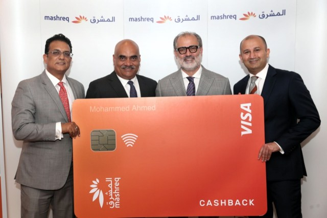 Mashreq Launches New Cashback Card with Unlimited 5% Cashback & No Conditions