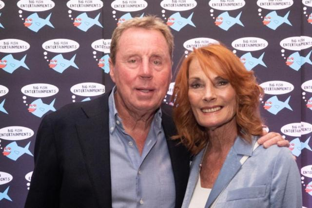 """EVENT RECAP – An audience with English football legend and """"I'm a Celebrity"""" jungle king, Harry Redknapp"""
