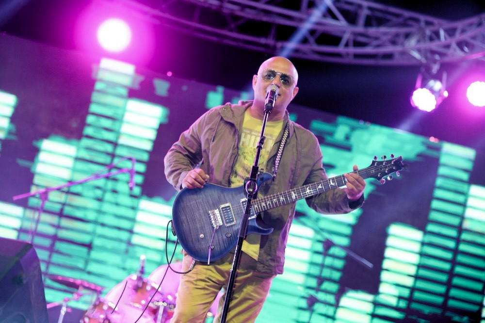 'Junoonis' unite! Pakistani music legends Junoon set to rockGlobal Village