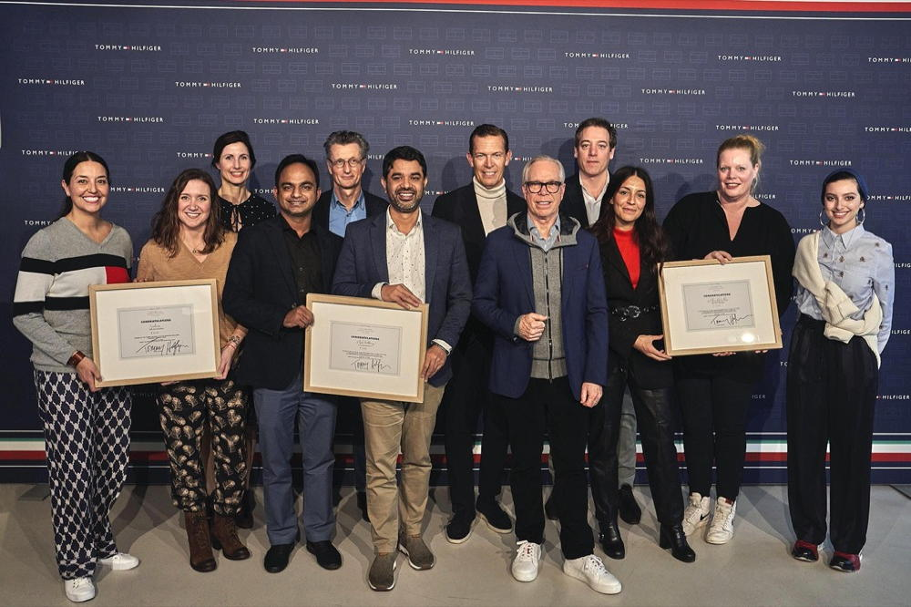 TOMMY HILFIGER CELEBRATES A MORE INCLUSIVE FASHION LANDSCAPE AT SECOND EDITION OF TOMMY HILFIGER FASHION FRONTIER CHALLENGE