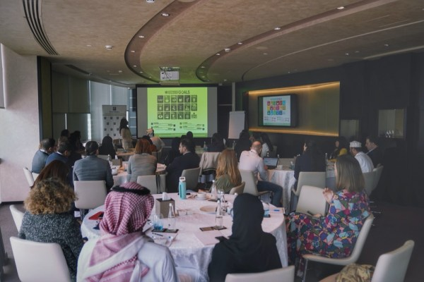 Pearl Initiative Introduces Concept of 'Creating Shared Value' to C-Suite Executives in the Gulf Region