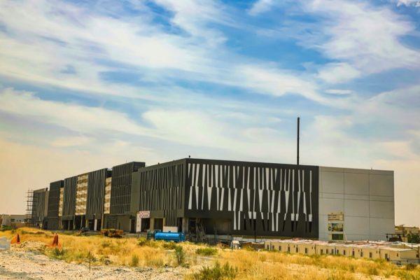 Union Coop's Al Warqa'a City Mall 92% Complete