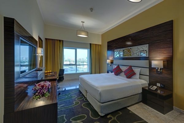 GHAYA GRAND HOTEL OFFERS FROM A PRICE OF  AED4,100