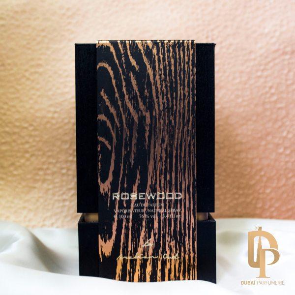 Eau de parfum Rosewood de Arabian Oud par Dubai Parfumerie