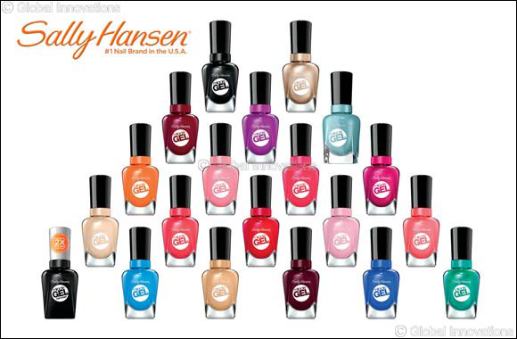 Review Sally Hansen Miracle Gel Polishes
