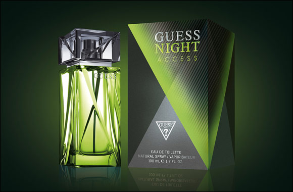 GUESS Night Access: Latest Men Fragrance by GUESS