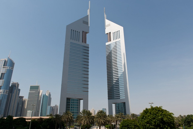 Most luxurious 10 business hotels in Dubai