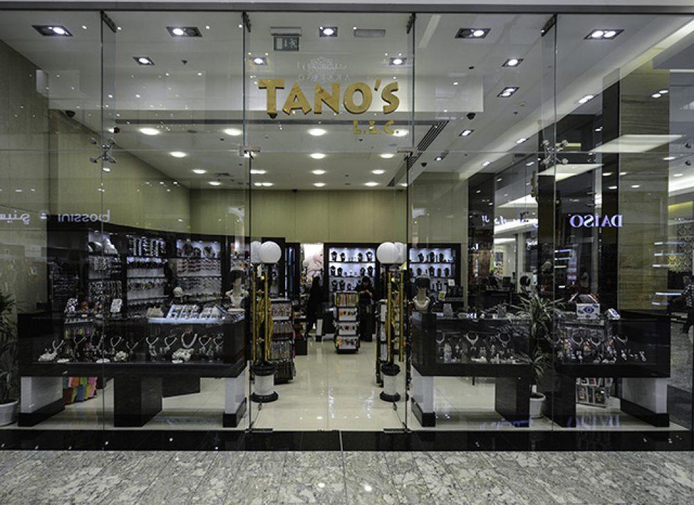 TANOS Dubai Shopping Guide