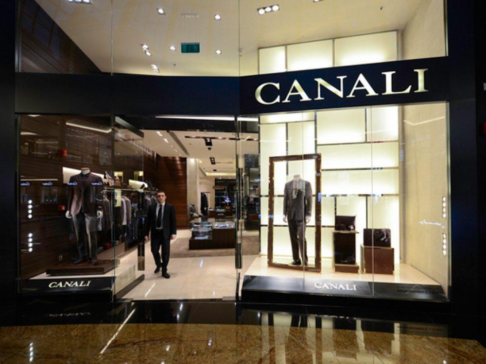 CANALI Dubai Shopping Guide