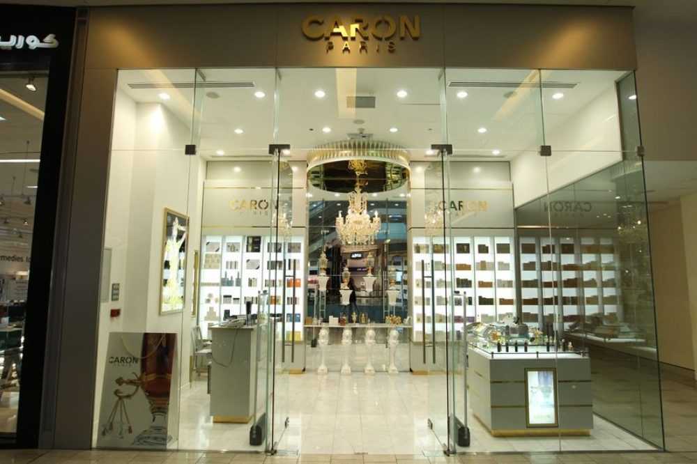 Caron Paris  Dubai Shopping Guide