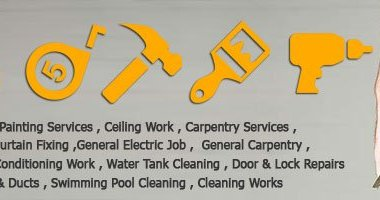 professional handyman dubai