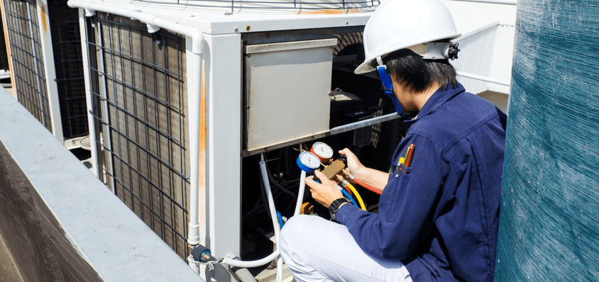 Professional AC Maintenance In Dubai