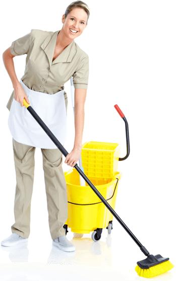 hiring a cleaner in Dubai