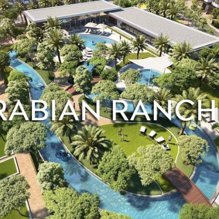 Arabian Ranches: Best Residential Community of Dubai