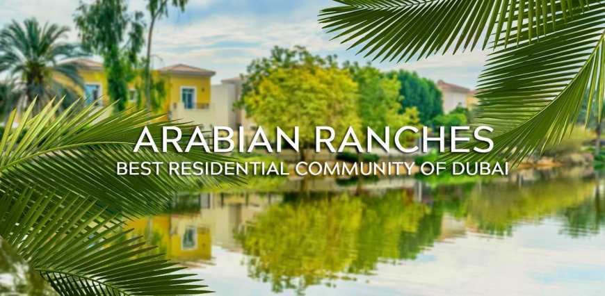 Movers In Arabian Ranches