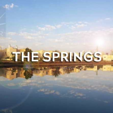 Springs: An ideal residential Community in Dubai