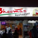 Bheemas famous for South Indian delicacies