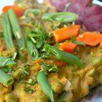 Govinda's vegetarian restaurant dubai