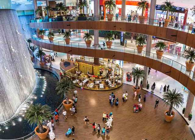 Shops at Dubai mall