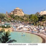 stock-photo-dubai-uae-november-aquaventure-waterpark-of-atlantis-the-palm-hotel-located-on-man-made-176229599