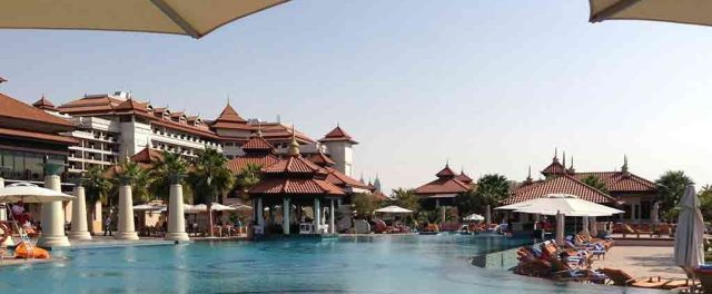 The Beach House anantara dubai