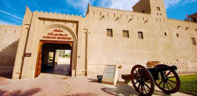Ajman Palace Museum