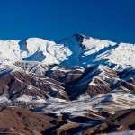 Alborz Mountain Range Iran