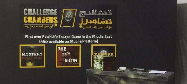 Play the Challenge Chambers Dubai