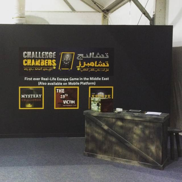Play the Challenge Chambers Dubai