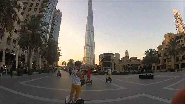 Segway tour Dubai