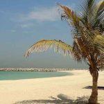 Al Mamzer beach