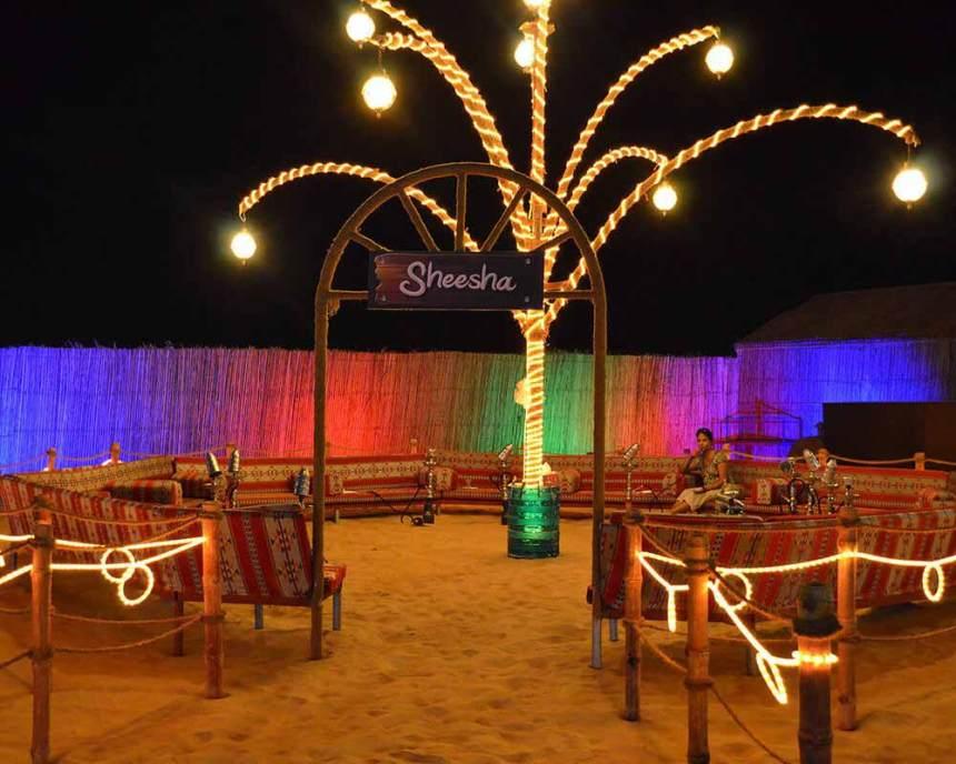 Overnight Desert Safari Dubai
