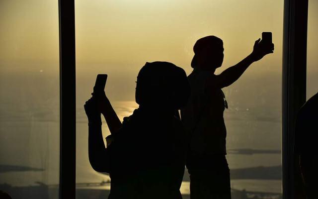 Selfie Dubai Image