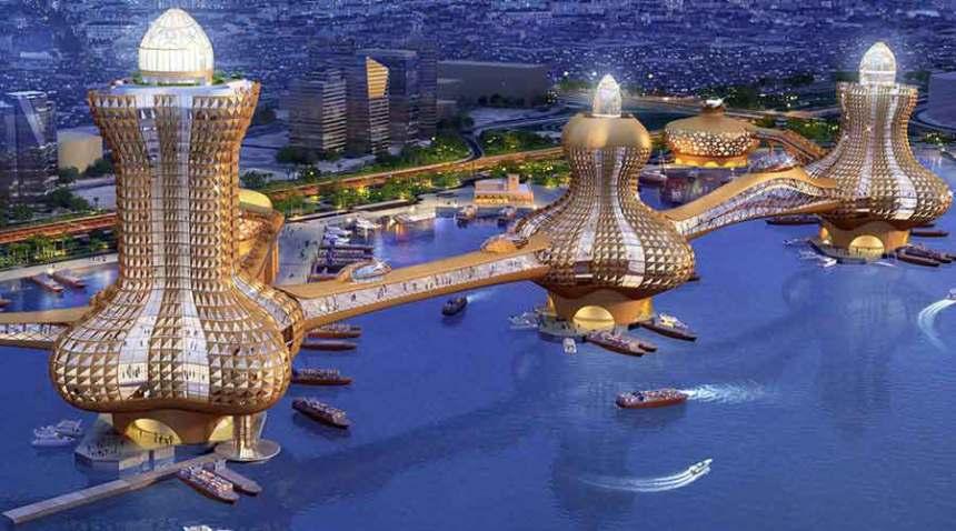 Aladdin City