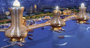 Dubai Aladdin City