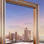 Dubai City Frame