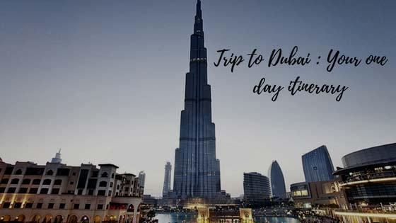 Dubai Shopping Mall