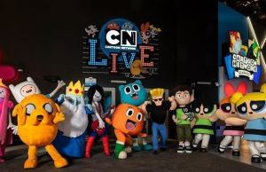 Cartoon Network in IMG Dubai