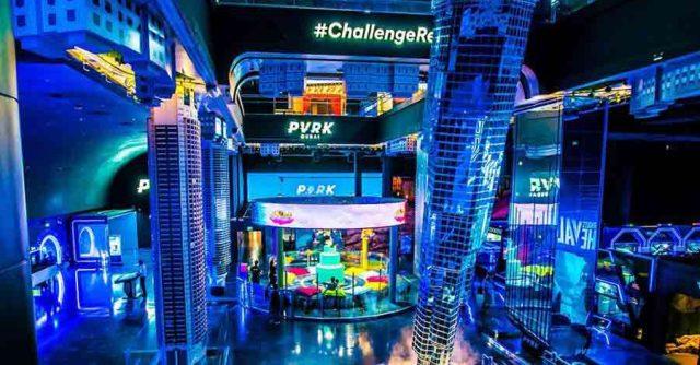 Burj Drop VR Park Dubai