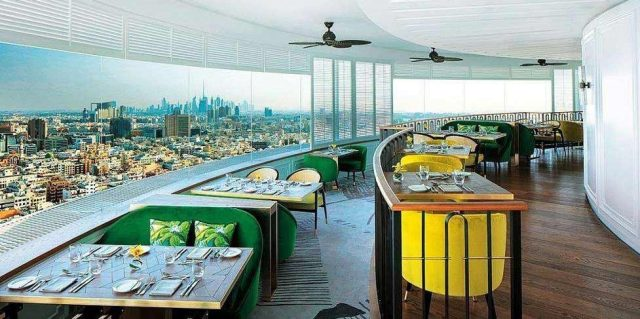 Al Dawaar Revolving Restaurant Dubai