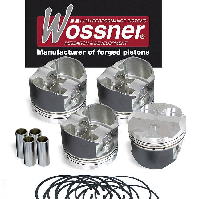W 246 Ssner Forged Pistons For 2 0l 16v Abf 1983cm 179