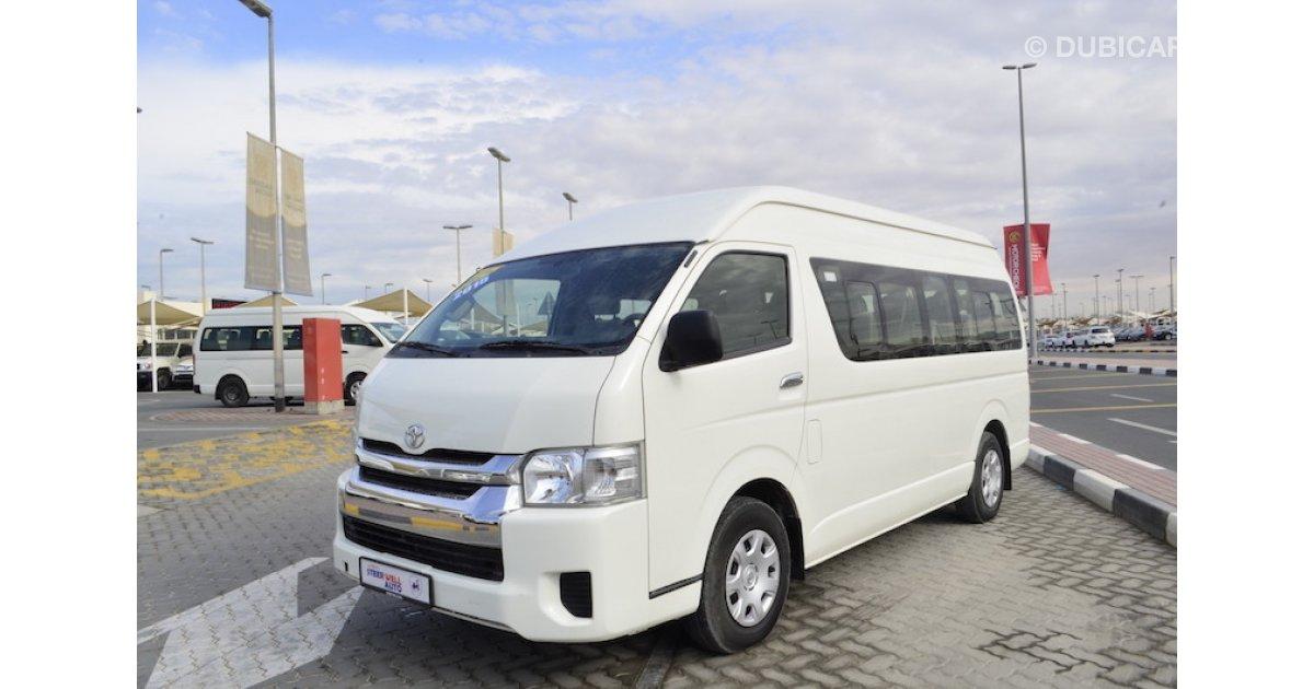 2015 Toyota Hiace Buses