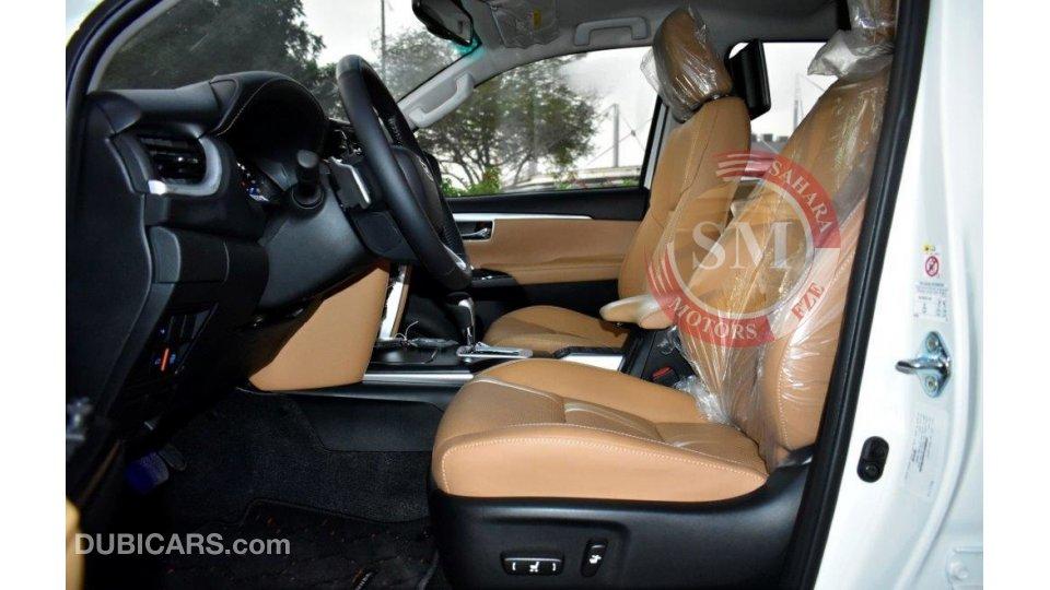 toyota fortuner vxr 4 0l platinum v6 for sale white 2020