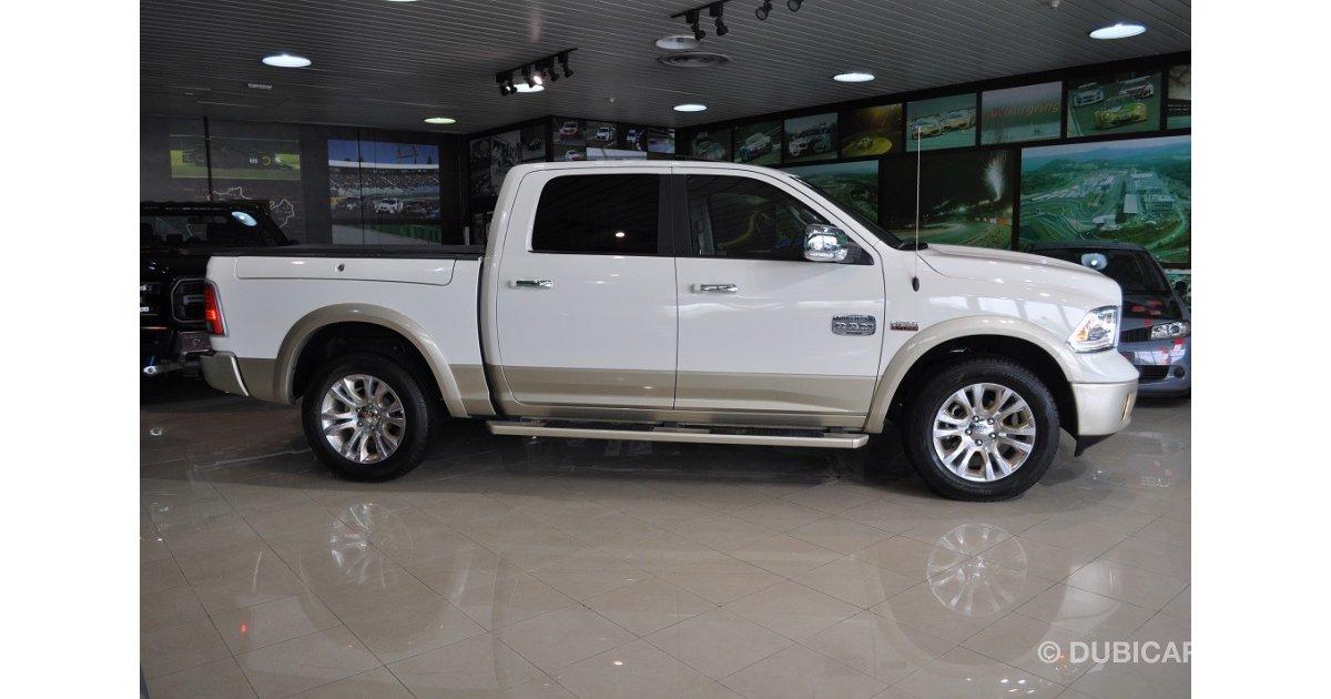 Dodge RAM LARAMIE LONGHORN EDITION For Sale AED 159000