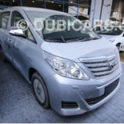 Brand New Toyota Alphard For Sale Yaris Trd Sportivo 2017 Limited Aed 210 000 Grey Silver 2015
